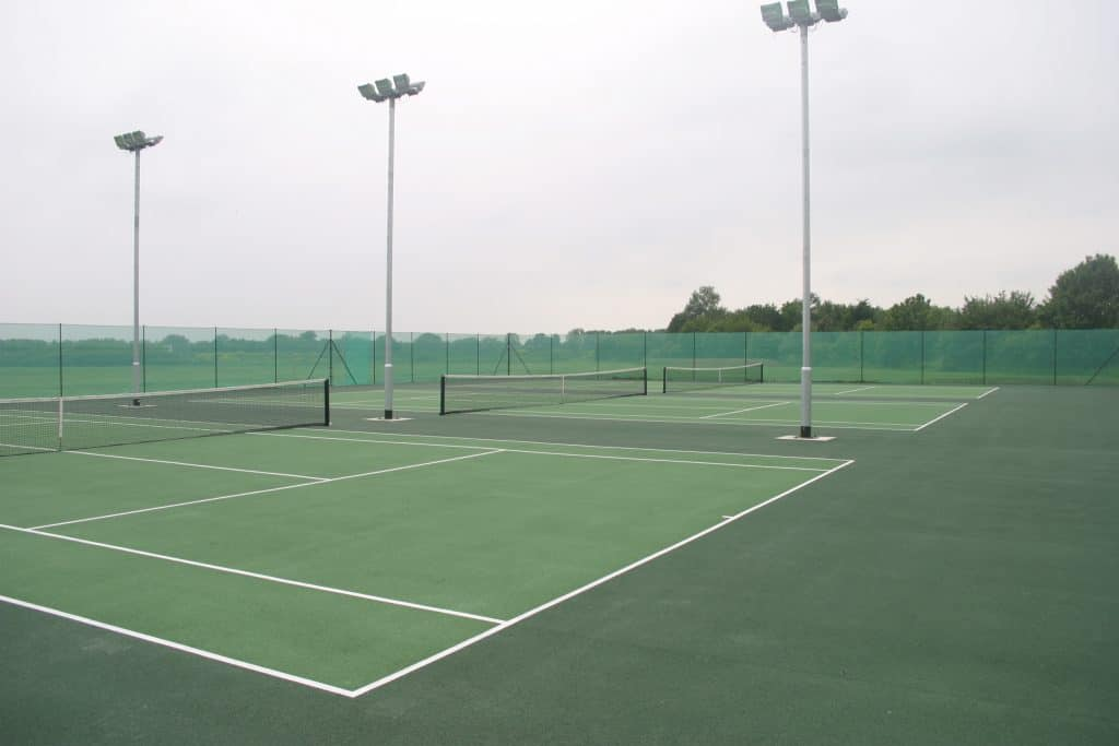 Tennis Court Lighting Cotswold Courts